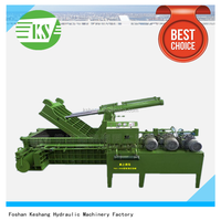 Iron Scraps and Steel Scraps Hydaulic Baling Machine