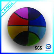 manufanture of hot sell size 7 basketball with competitive price from china