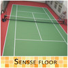 Badminton Sport Court Synthetic PVC Flooring or Vinyl Surfaces for Basketball Court Pvc Floor