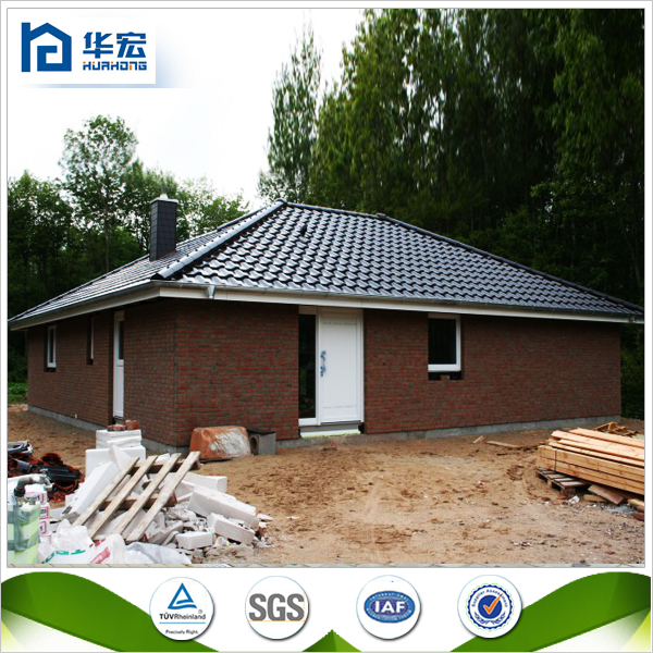 Well designed thermal insulated economic prefabricated for Well designed homes