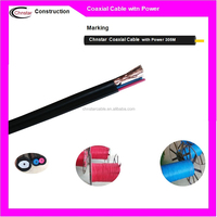 Zhejiang Coaxial cable wire with electric wire with best price