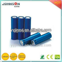 imr 18650 rechargeable 18650 2400mah battery