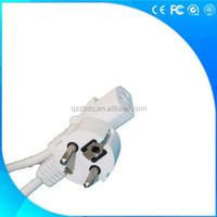 D03 16a 250v 3 pin VDE European standard ac cord sets