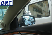 adjustable angle hanging car wide mirror accessories lift and right