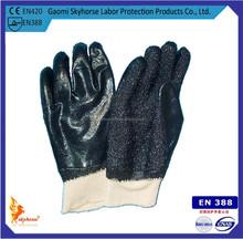 13g polyester liner cheap nitrile coated gloves