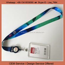 Badge Holder Type Lanyard id card Lanyards with badge