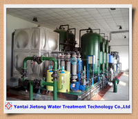 Large capacity ro water treatment process equipment for industrial boiler