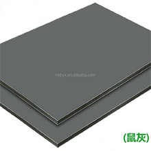 Latest acp wall cladding panel aluminium composite cladding