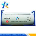 Gas refrigerante r600a con elevata purezza 99,9%