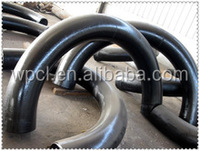 Most demanded products ASME B16.49 API5L X42 carbon steel bend