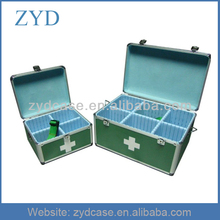 2 in 1 Metal First Aid Kit ZYD-YL23
