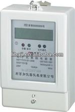DDS1531J SINGEL PHASE RS485 LCD DISPLAY ELECTRICITY ENERGY METER