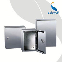 Saip/Saipwell Project Use 600*500*200 Waterproof electronic metal box enclosure