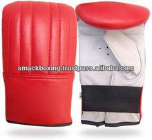 custom made mão moldada luva saco