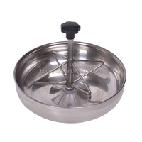 Manufacture 304 Stainless Steel Feeding Pan for cow OEM