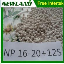 New Product NPK16-20+12S Compound fertilizer