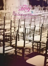 wooden chiavari wedding hotel chair