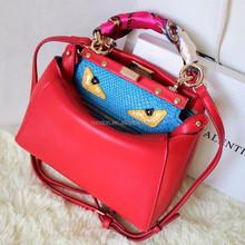 New Fashion Famous Designers Brand Michaeled Handbags Women Bags PU Leather Bags