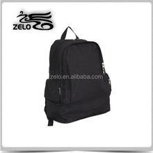 classical black high quality golf bag travel cover