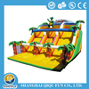 2015 attractive cheap inflatable water slide