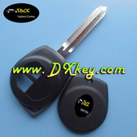 Excellent quality 2 button key fob key cover for suzuki swift key
