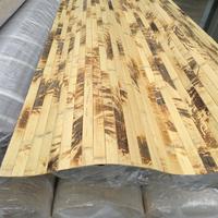 Beautiful natural materail interior decorative bamboo commercial wallcoverings