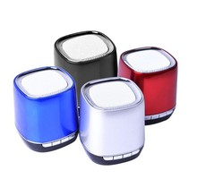High quality portable mini wireless bluetooth speaker for gift and smart phone