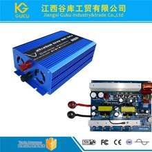 Solar charge controller connect 600W solar power inverter solar panel