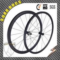 2015 SoarRocs Super light cycling bike 20mm tubular and 38mm tubular 23mm widthEN standard UD matte cyclo corss bicycle wheelset