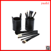 YASHI 2016 cosmetic foundation kit 12pcs makeup brush with cylinder