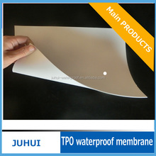 cheapest exterior wall cladding material, TPO waterproof membrane