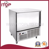 D5 Blast chiller and freezer