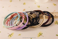Korean version of the double-stranded duck buckle high elastic rubber band hair ring Tousheng new wholesale XN035