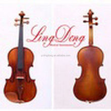 2015 best selling chinese solid violins for student model