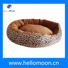 Factory Best Selling Best Quality New Soft Leopard Pet Bed Mat