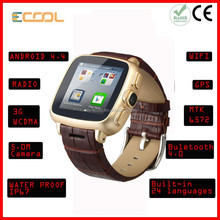 Fashion sport wearabel technology devices android wifi pedometer heart rate monitor bluetooth gps wrist wp093 smart watch phone