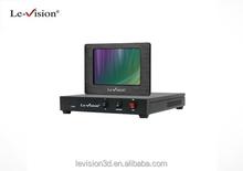 3D cinema equipment, Passive 3D Cinema System, Digital Cinema Passive 3D System