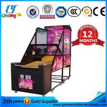 CY-BM02 electronic basketball scoring machine basketball hoop machine basketball shooting machine for sale