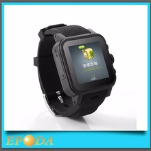 MTK6572 Dual Core Android 4.4 Smart 2015 Latest Wrist Watch Mobile Phone/ 3G GSM Water Resistant Android Smart Bluetooth Watch