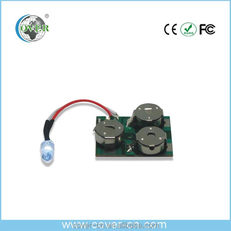 Led light sound module with custom message sound ic chips for 008g m4hsunfo