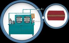 Automatic metal zipper 16 rounds polishing machine