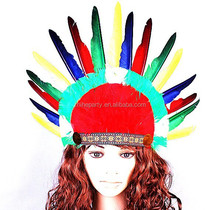 Wholesale feather headdress indian