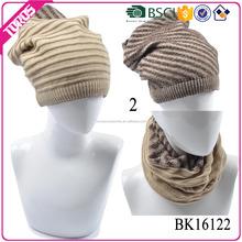 TOROS OEM sercive acceptable custom wholesale k knitted Long beanie hat
