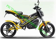 motorcycle alloy frame with electric power cheap 1500W