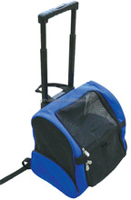 Roll Around 4 in 1 Wheeled Pet Carrier