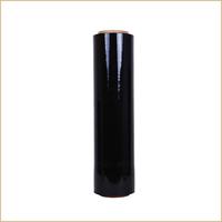 Casting opaque black pe pallet plastic film