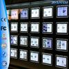 Clear acrylic ultrathin window led light pockets