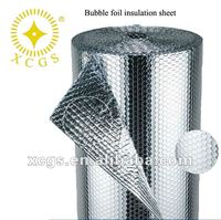reflective aluminum foil bubble rolls/reflective aluminum sheet