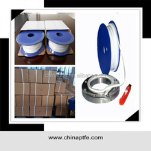 expanded teflon sealant joint tape with adhesive on one side