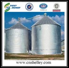 Quinoa Grains storage galvanized steel grain silo